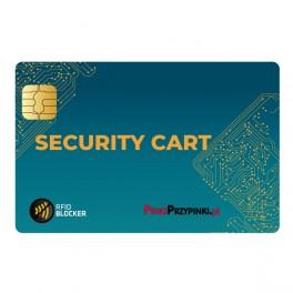 Karta Ochronna - Karta Bezpieczeństwa RFID