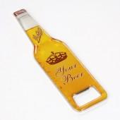 Otwieracz do Butelek z naklejką 3D