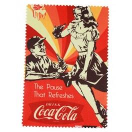 Ściereczki do okularów Poster CocaCola 10x15