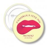 Przypinki Sexy Lips
