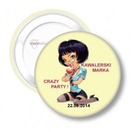 Crazy Party Kawalerski Marka III