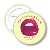 Przypinki Sexy Lips II