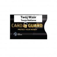 CardGuard Ochronne Etui na Karty Zbliżeniowe Twój Wzór