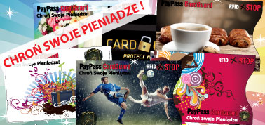 Etui Ochronne na Karty Zbliżeniowe PayPass producent