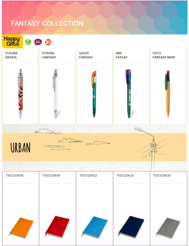 Długopisy i Notesy na zamówienie