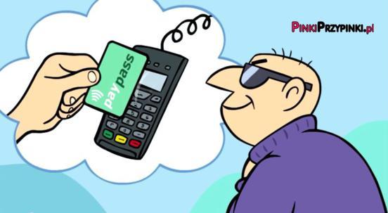 Etui na Karty Zbliżeniowe PayPass - Nie daj się złodziejowi