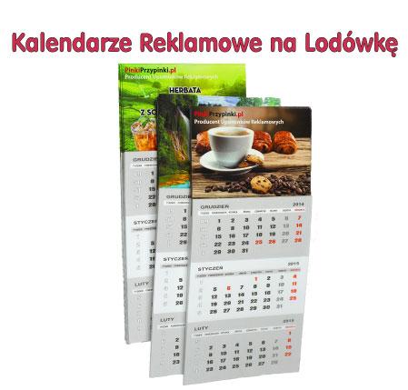 Kalendarzyki Magnetyczne na lodówkę 2018 !
