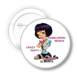 Crazy Party - Kawalerski Marka II