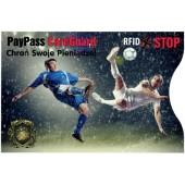 Etui na Karty Zbliżeniowe Futbol 1